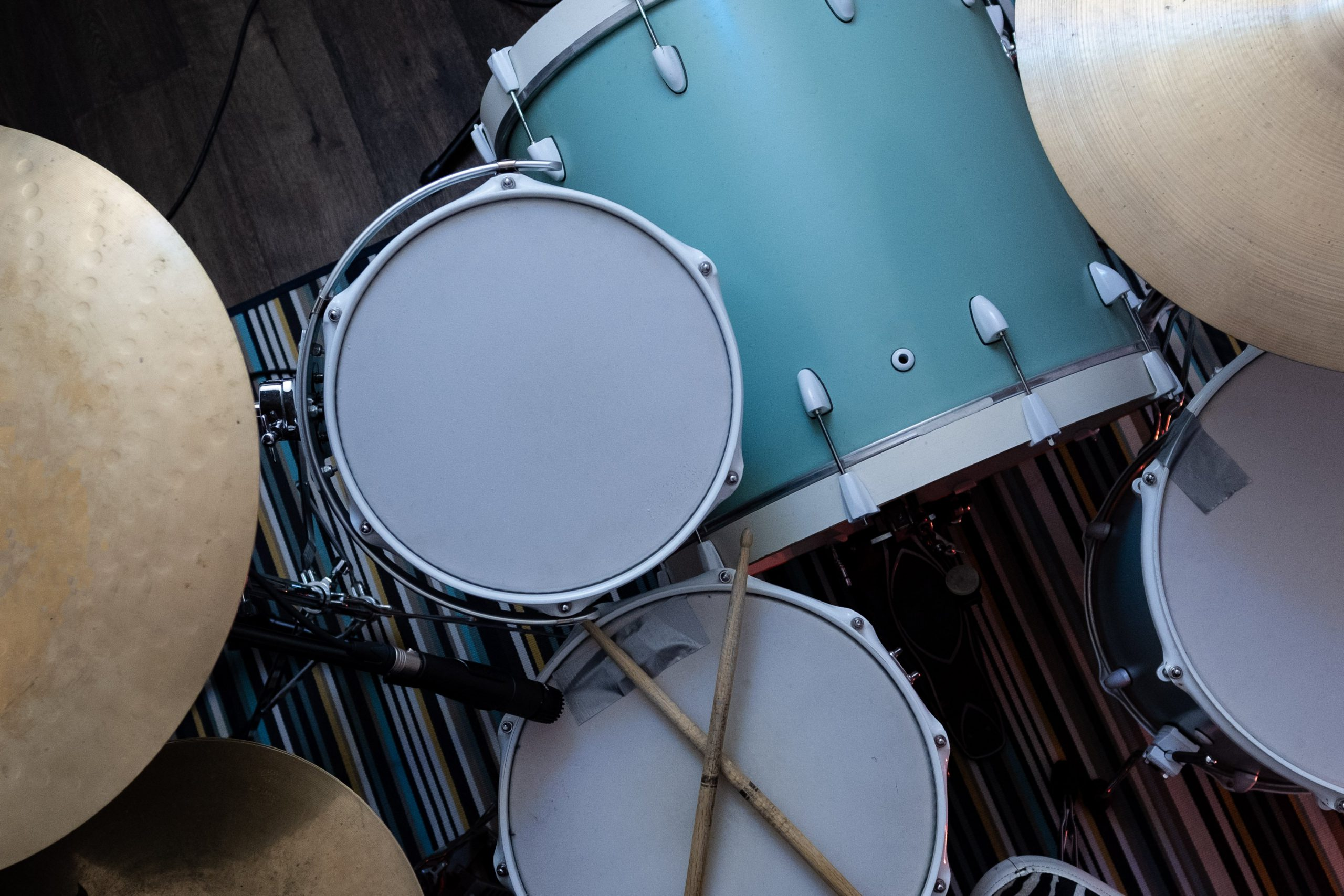 drum-set-overhead