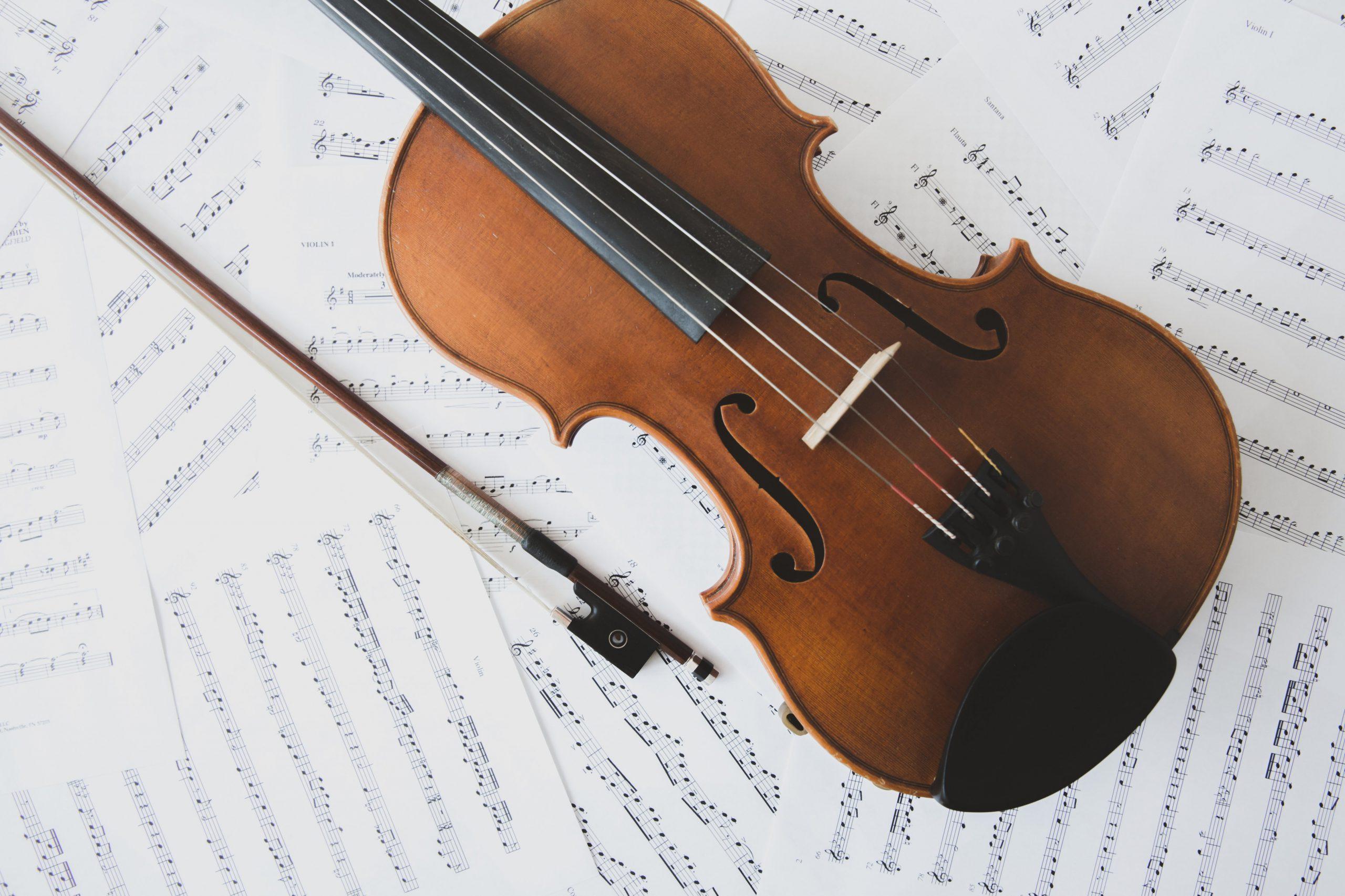 violin-and-sheet-music
